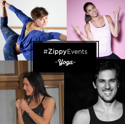 #Zippy Events Bellevilloise