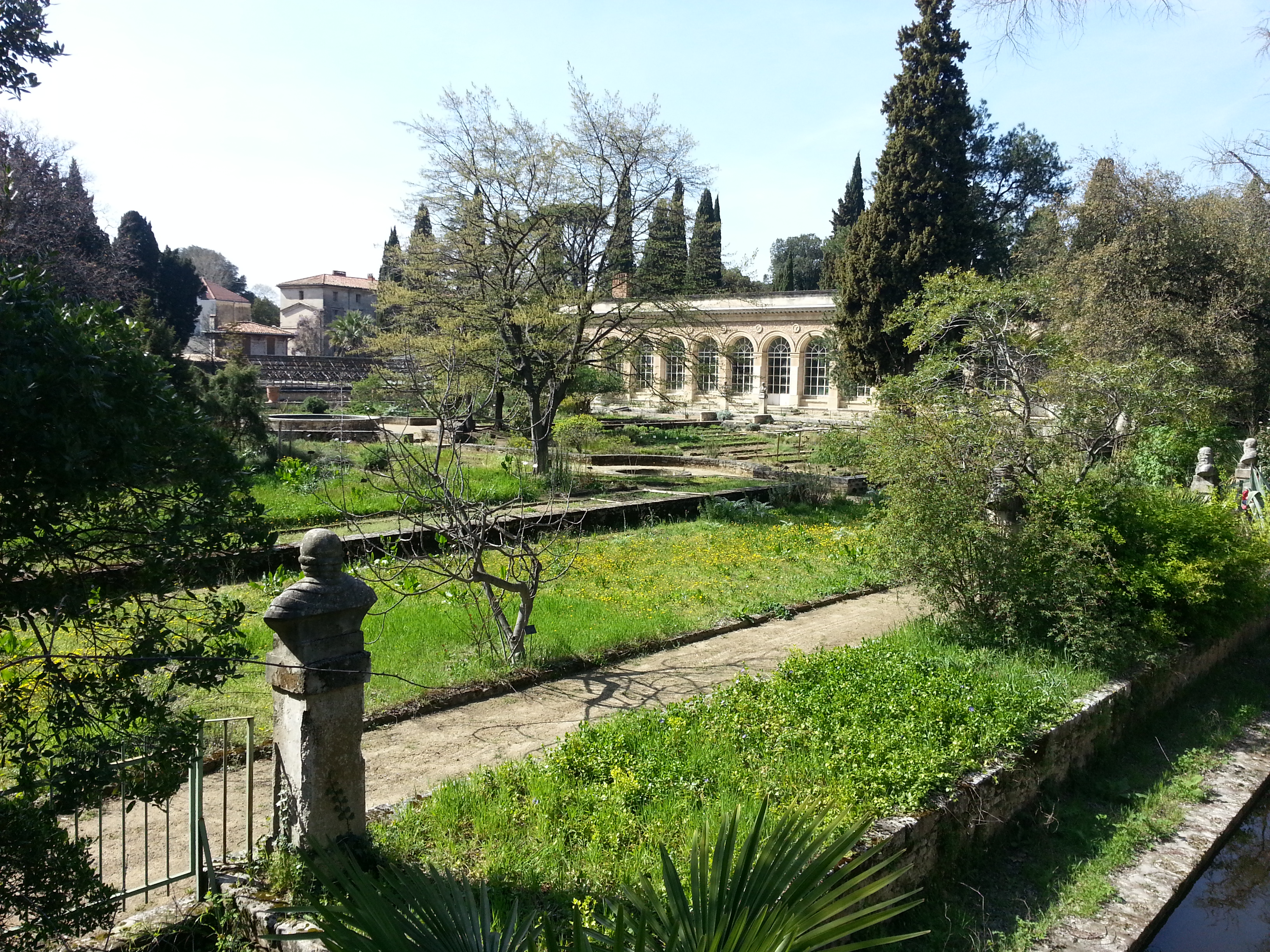 City break montpellier in 48 hours la vie locale for Jardin ds plantes